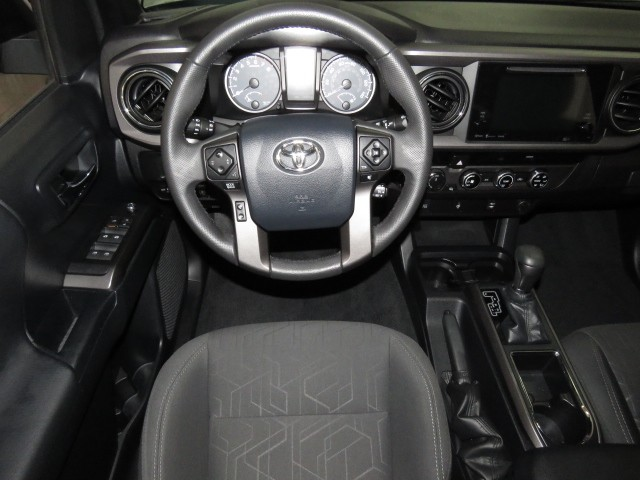 2017 Toyota Tacoma TRD Sport Crew Cab