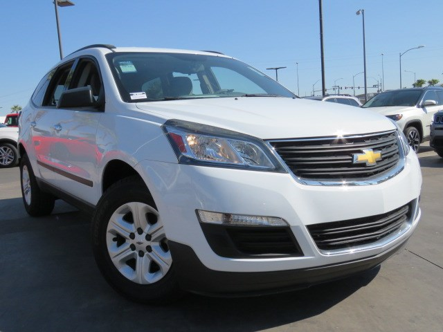 2016 Chevrolet Traverse LS – Stock #20C089A