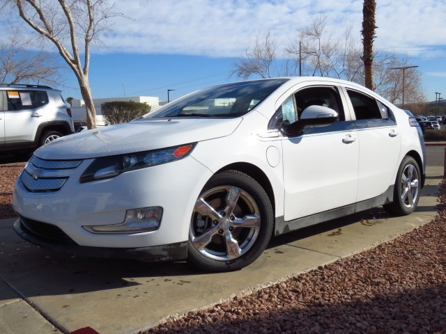 2013 Chevrolet Volt Premium – Stock #20J051A