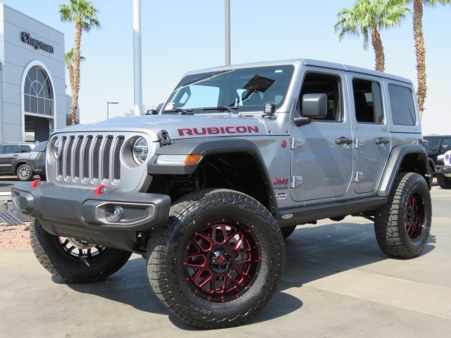 Las Vegas Jeep