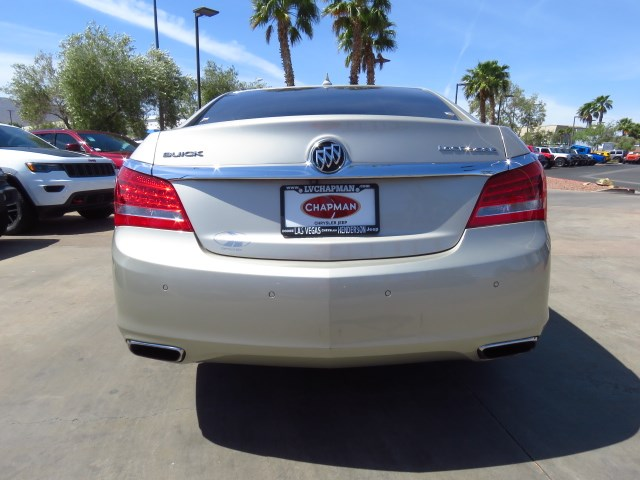 2014 Buick LaCrosse Leather – Stock #20J527A