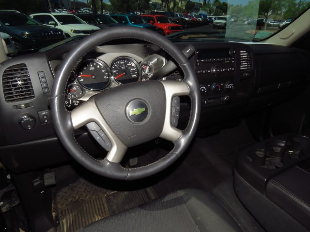 2011 Chevrolet Silverado 1500 LT – Stock #20J614A