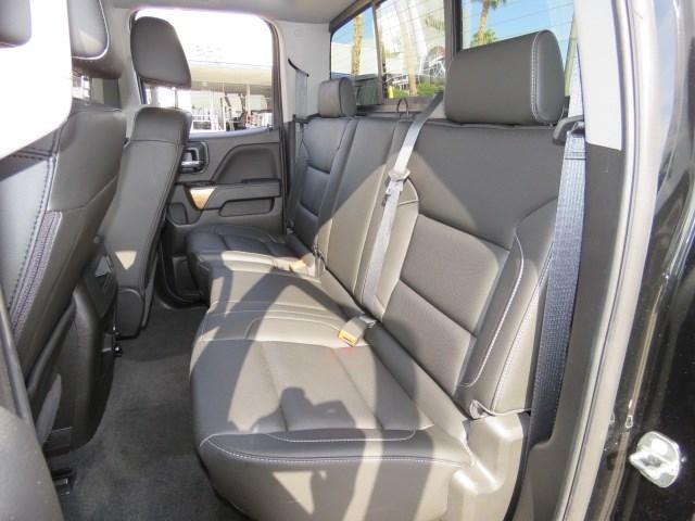2018 Chevrolet Silverado 1500 LTZ Extended Cab – Stock #20J882A