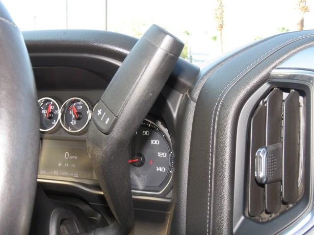 2019 Chevrolet Silverado 1500 LT Trail Boss Crew Cab