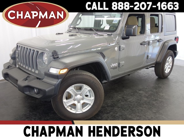 Jeep Dealership Las Vegas >> 2018 Jeep Wrangler Unlimited Jl Trade Appraisal Las