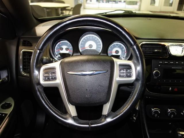 2012 Chrysler 200 Conv Touring