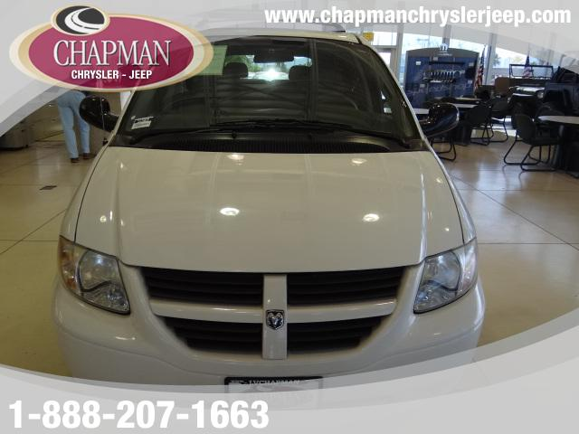 Used Cars in Henderson 2005 Dodge Caravan