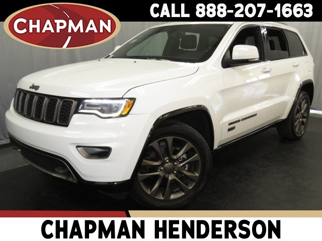2016 Jeep Grand Cherokee Limited 75th Anniversary