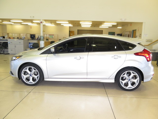 used 2013 ford focus st stock 577287b chapman automotive group. Black Bedroom Furniture Sets. Home Design Ideas