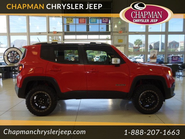 used 2015 jeep renegade limited stock c92377a chapman automotive group. Black Bedroom Furniture Sets. Home Design Ideas