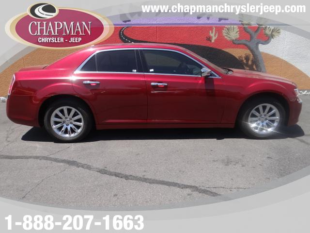 2011 Chrysler 300 Limited, click to enlarge