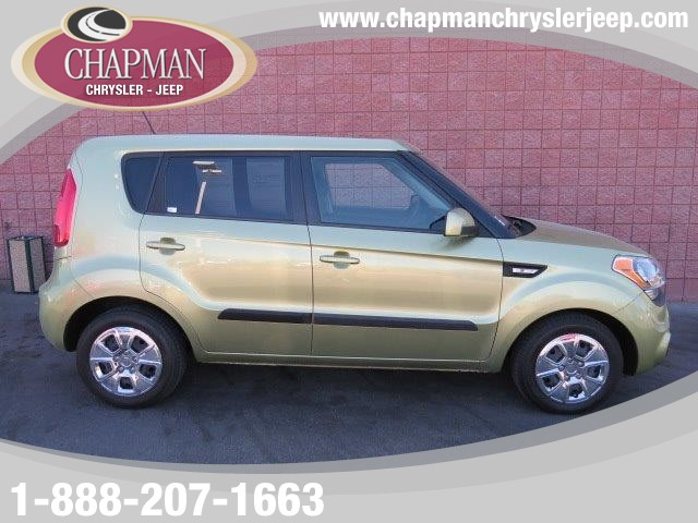 used 2012 kia soul stock cp58719 chapman automotive group. Black Bedroom Furniture Sets. Home Design Ideas