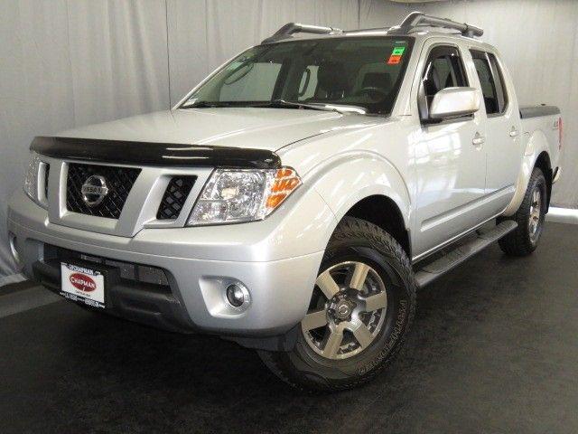 2011 Nissan Frontier PRO-4X Crew Cab