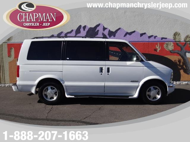 Used Cars in Henderson 2001 Chevrolet Astro