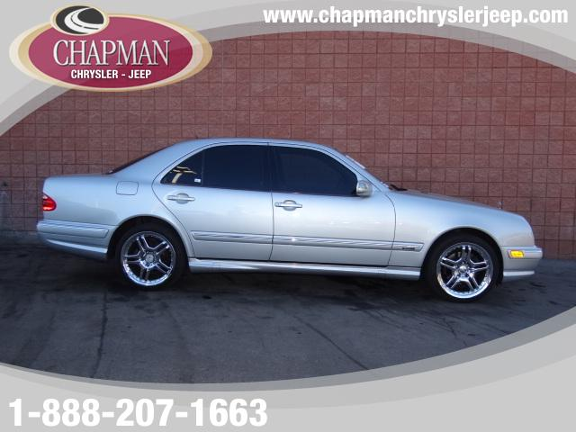 Used Cars in Henderson 2002 Mercedes Benz E-Class