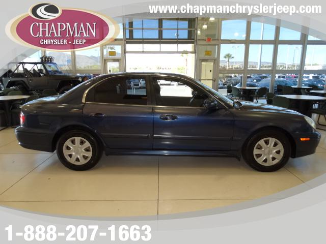 Used Cars in Henderson 2004 Hyundai Sonata