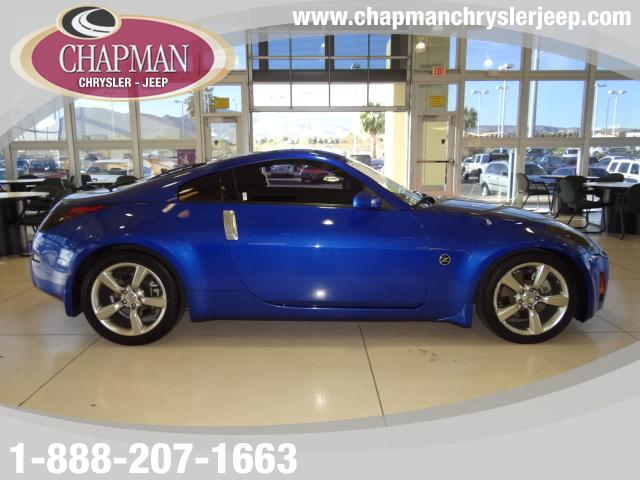 Used Cars in Henderson 2006 Nissan 350Z