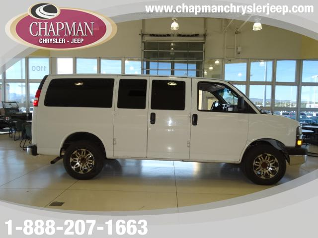 Used Cars in Henderson 2007 Chevrolet Express