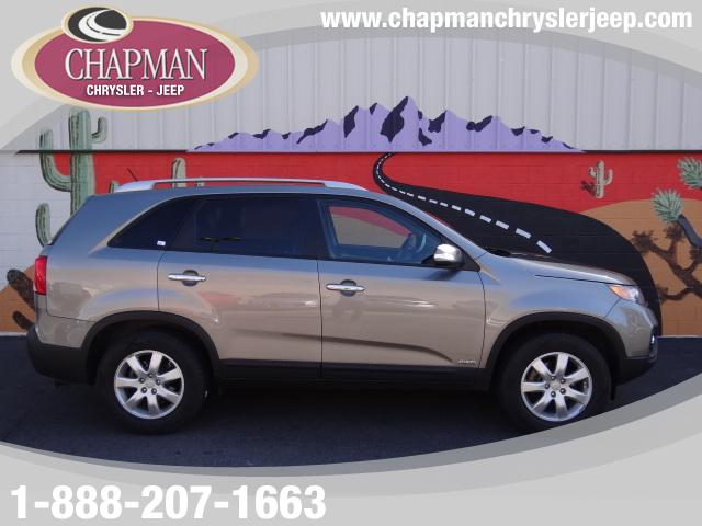 Used Cars in Henderson 2011 Kia Sorento