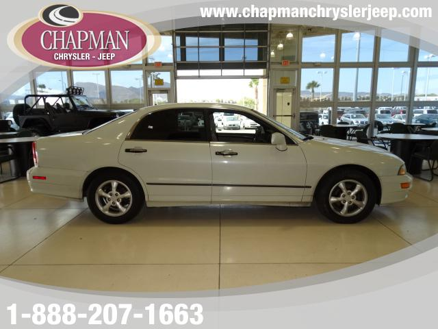Used Cars in Henderson 2002 Mitsubishi Diamante