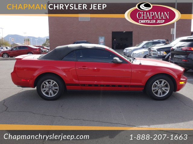 Used Cars in Henderson 2008 Ford Mustang