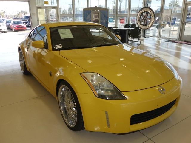 2005 nissan 350z anniversary edition in las vegas stock p4433 chapman warm springs used cars. Black Bedroom Furniture Sets. Home Design Ideas