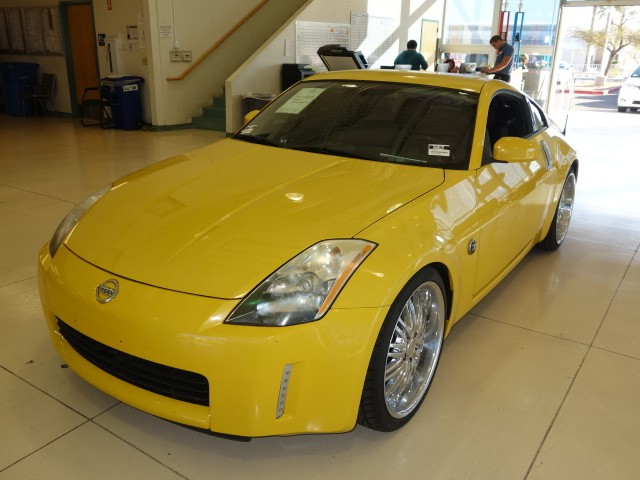 used 2005 nissan 350z anniversary edition stock p4433 chapman automotive group. Black Bedroom Furniture Sets. Home Design Ideas