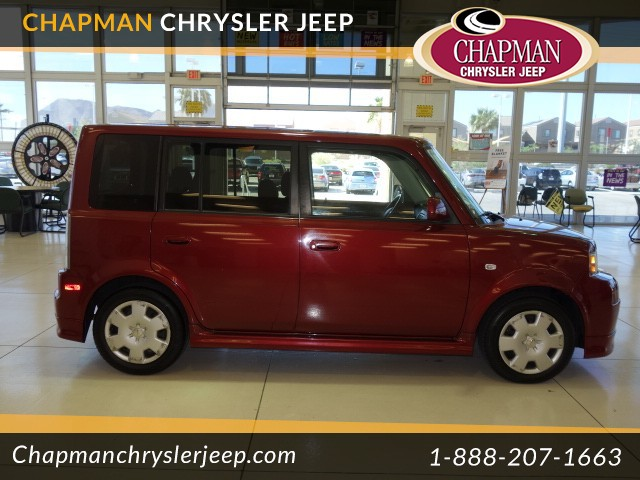 Used Cars in Henderson 2006 Scion xB