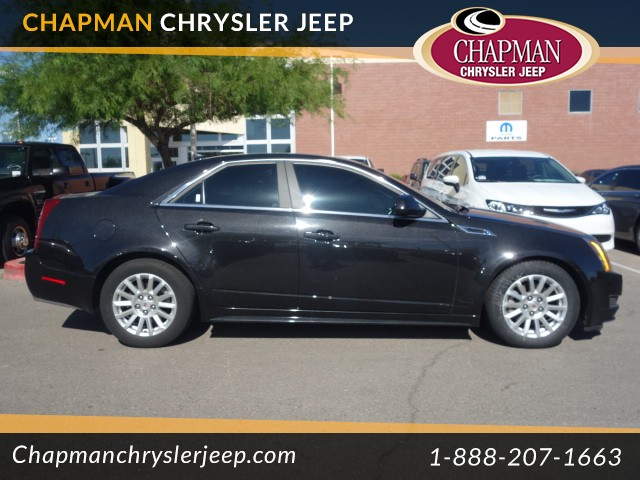 Used 2012 Cadillac Cts 3 0l Luxury Stock P4628