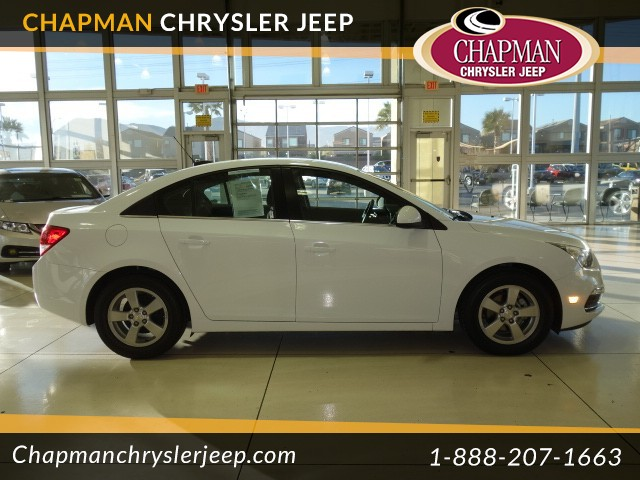 Used Cars in Henderson 2015 Chevrolet Cruze