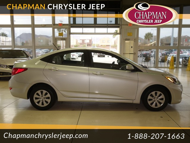 Used Cars in Henderson 2015 Hyundai Accent