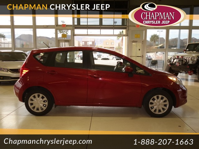 Used Cars in Henderson 2015 Nissan Versa