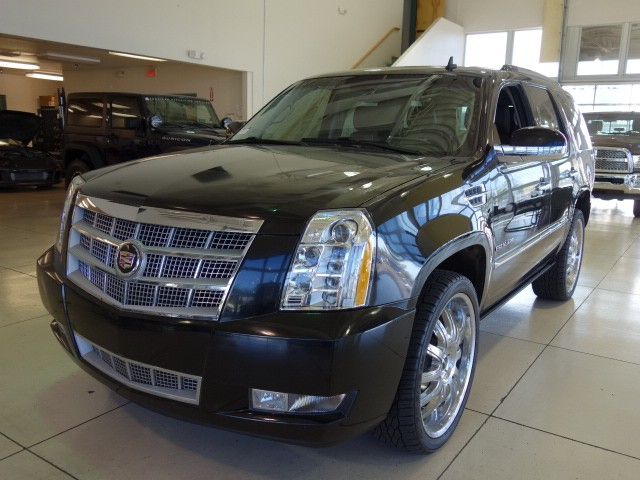 used 2013 cadillac escalade platinum edition stock p5035 chapman las vegas. Black Bedroom Furniture Sets. Home Design Ideas