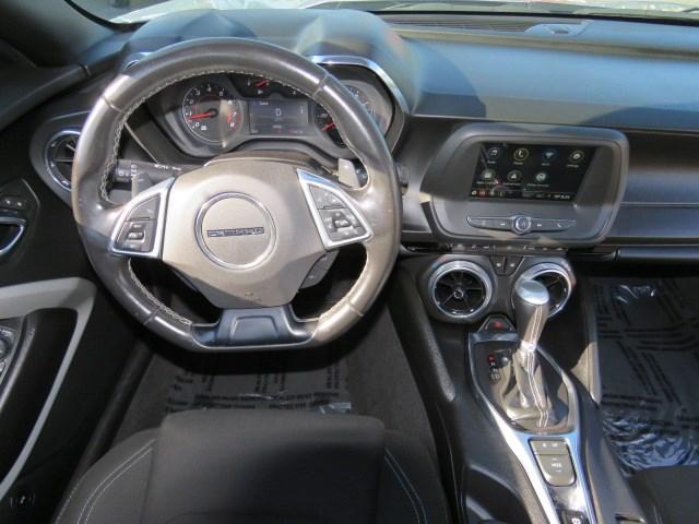 2019 Chevrolet Camaro LT – Stock #P6050