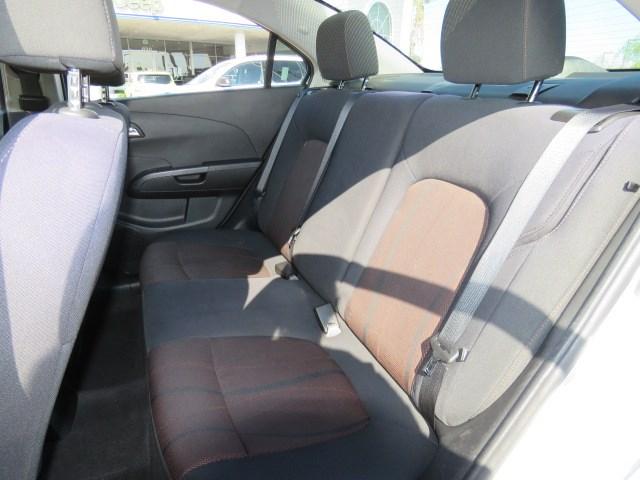 2013 Chevrolet Sonic LT – Stock #P6063A