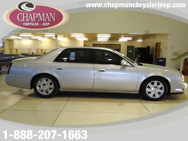 Used Cars in Henderson 2005 Cadillac DeVille