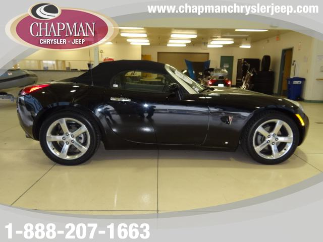 Used Cars in Henderson 2006 Pontiac Solstice