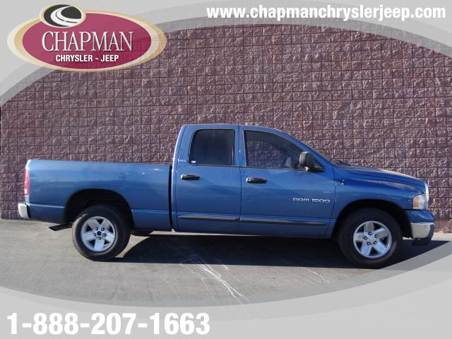 Used Cars in Henderson 2002 Dodge RAM 1500