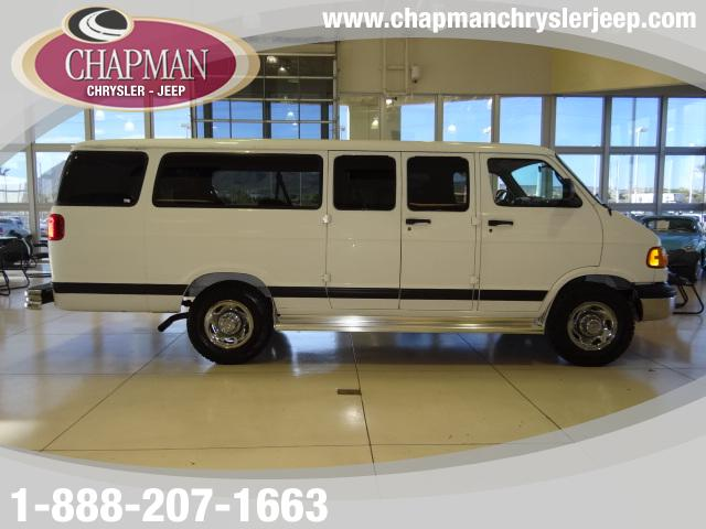Used Cars in Henderson 2001 Dodge Ram Van 3500