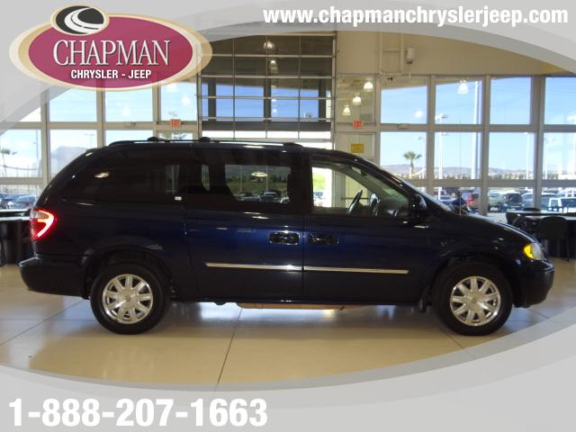 Used Cars in Henderson 2006 Chrysler Town and Country