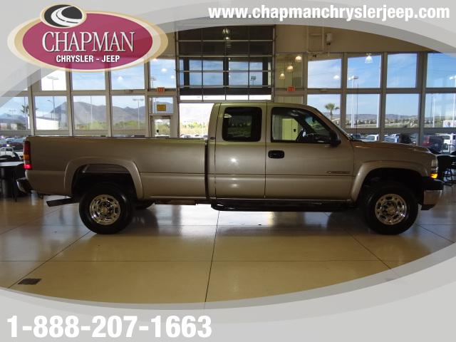 Used Cars in Henderson 2001 Chevrolet Silverado 2500 HD