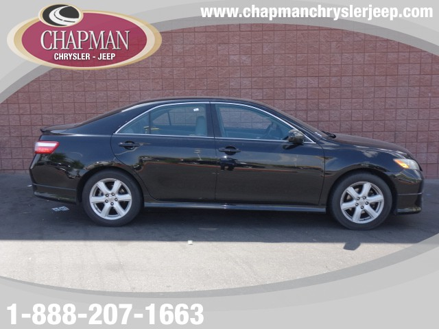 used 2008 toyota camry le stock pc1080a chapman. Black Bedroom Furniture Sets. Home Design Ideas
