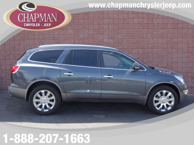 used 2011 buick enclave cxl 2 stock pc1123 chapman. Black Bedroom Furniture Sets. Home Design Ideas