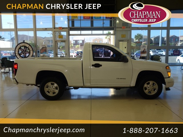 used 2005 chevrolet colorado z85 stock pc1454a chapman automotive group. Black Bedroom Furniture Sets. Home Design Ideas
