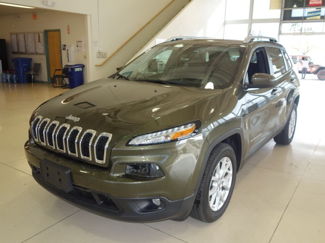 used 2015 jeep cherokee latitude for sale stock pc1503 chapman chrysler jeep. Black Bedroom Furniture Sets. Home Design Ideas