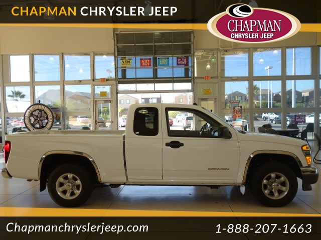 Used Cars in Henderson 2004 GMC Canyon