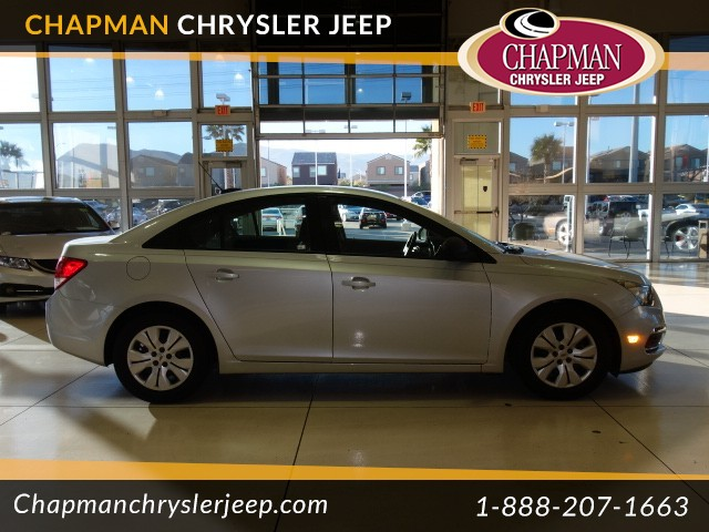 Used Cars in Henderson 2016 Chevrolet Cruze
