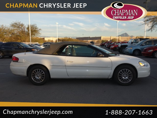 Used Cars in Henderson 2005 Chrysler Sebring