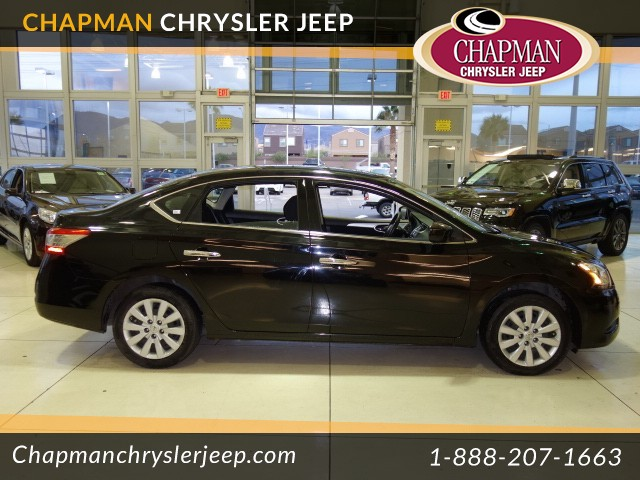 Used Cars in Henderson 2015 Nissan Sentra
