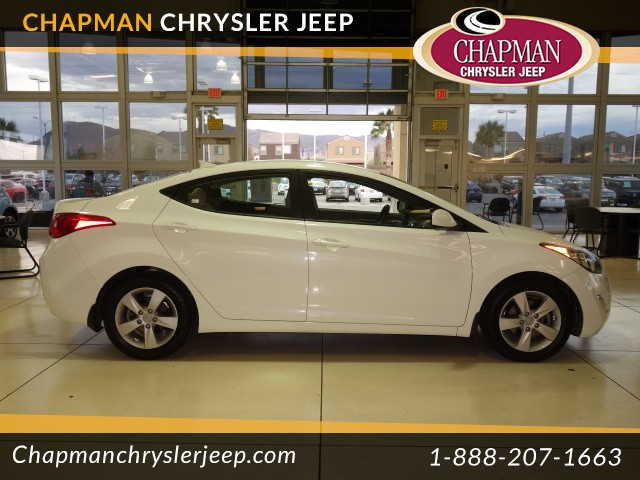 Used Cars in Henderson 2013 Hyundai Elantra